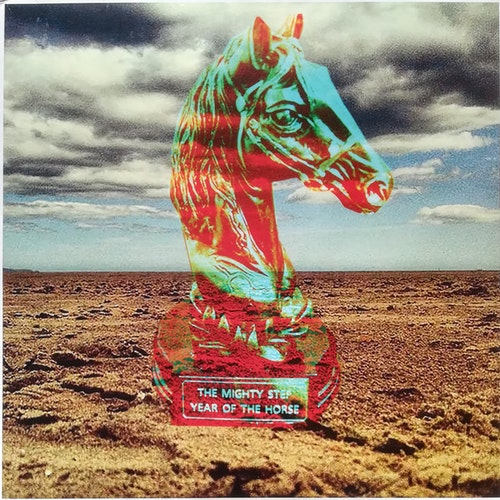 Mighty Stef, The – Year Of The Horse Cd