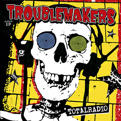 Troublemakers – Totalradio Cd