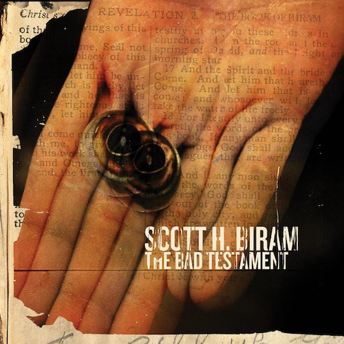 Scott H. Biram ‎– The Bad Testament Lp