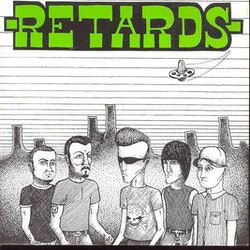 Retards ‎– (I Wanna Be Like).....Ron Jeremy! 7''
