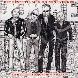 V/a Jokke Tribute - Det Beste Til Meg Og Mine Venner - En Hyllest Til Joachim Nielsen 4 Lp