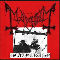 Mayhem ‎– Deathcrush Lp