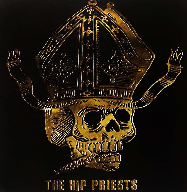 Hip Priests, The – Black Denim Blitz Cd