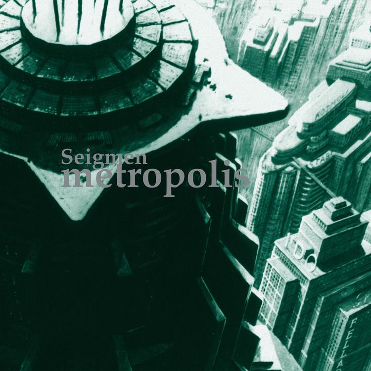 Seigmen - Metropolis 2lp