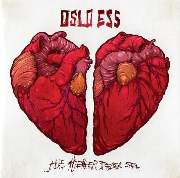 Oslo Ess – Alle Hjerter Deler Seg Lp