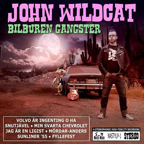 John Wildcat - Bilburen gangster Cd