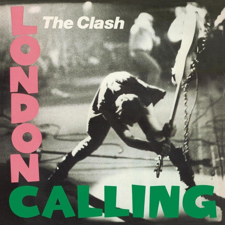 Clash, The - London Calling Cd