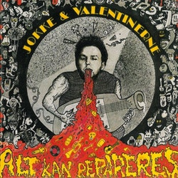 Jokke & Valentinerne - Alt Kan Repareres | Cd