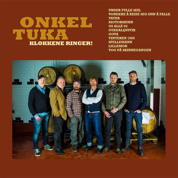 Onkel Tuka – Klokkene Ringer lp