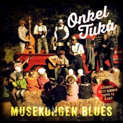 Onkel Tuka – Musekongen Blues cd