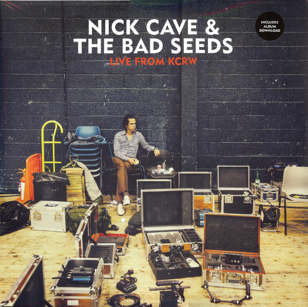 Nick Cave & The Bad Seeds ‎– Live From KCRW 2xLp