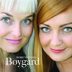 Bøygard – Røre Ved Deg Cd
