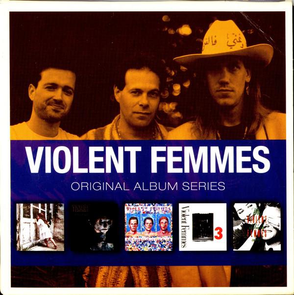 Violent Femmes – Original Album Series 5Cd
