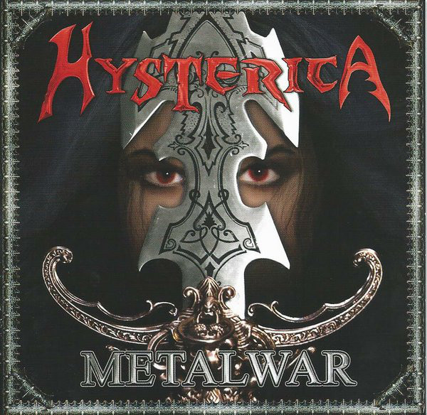 Hysterica – Metalwar Lp