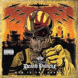 Five Finger Death Punch ‎– War Is The Answer Lp