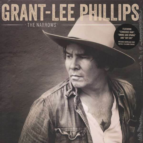 Grant Lee Phillips ‎‎– The Narrows Lp