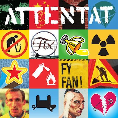Attentat  – Fy Fan Lp