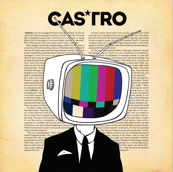 Castro – Infidelity Lp+cd