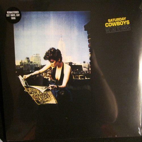 Saturday Cowboys – We Like To Watch Lp