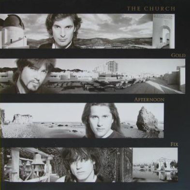 Church, The ‎– Gold Afternoon Fix Cd