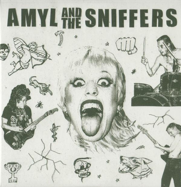 Amyl and The Sniffers – Amyl And The Sniffers Cd