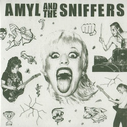 Amyl and The Sniffers ‎– Amyl And The Sniffers Cd
