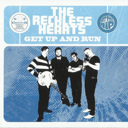 Reckless Hearts, The – Get Up And Run Cd