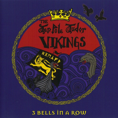 Tenpole Tudor Vikings – 3 Bells In A Row Cd