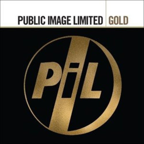 Public Image Limited – Gold 2xcd