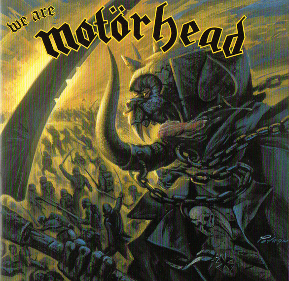 Motörhead ‎– We Are Motörhead Cd
