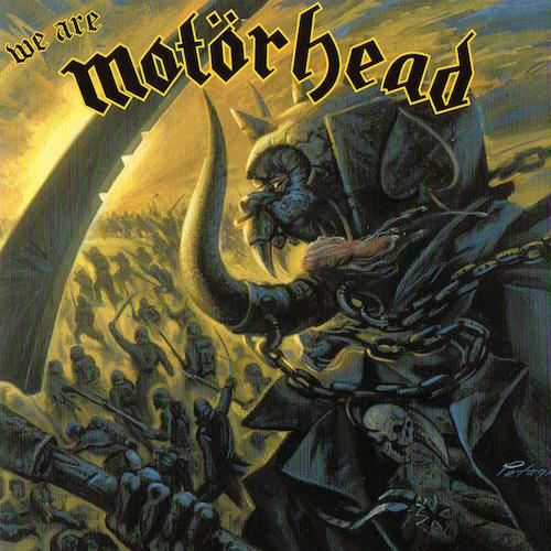 Motörhead – We Are Motörhead Cd