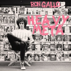 Ron Gallo ‎– Heavy Meta Lp
