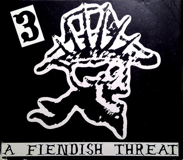 3 – A Fiendish Threat Lp