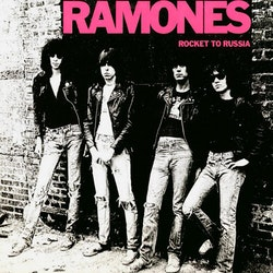 Ramones ‎– Rocket To Russia lp