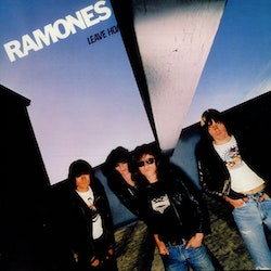 Ramones ‎– Leave Home lp