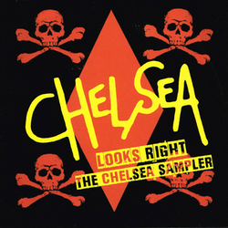 Chelsea ‎– Looks Right The Chelsea Sampler Cd