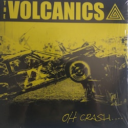 Volcanics, The ‎– Oh Crash... Cd