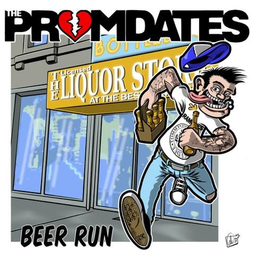 Promdates, The - Beer Run Lp