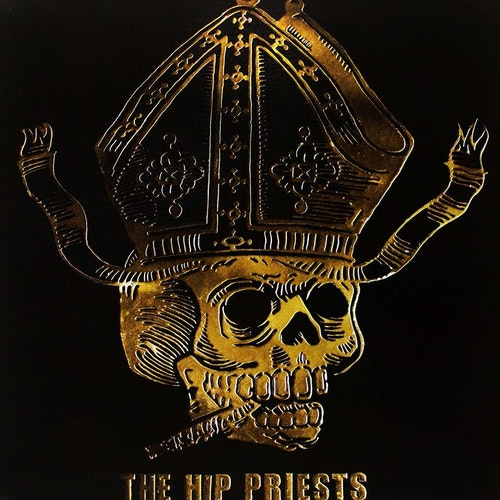 Hip Priests, The ‎– Black Denim Blitz Lp
