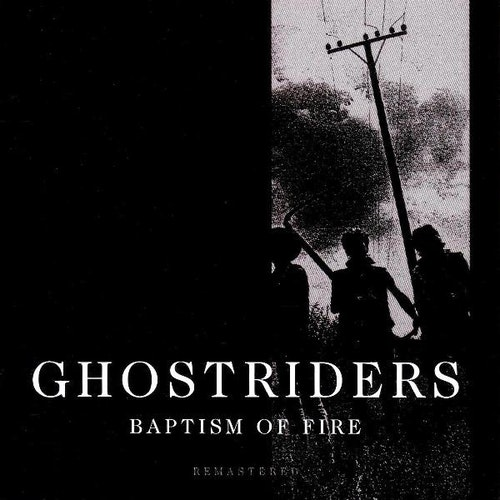 Ghostriders ‎– Baptism Of Fire Cd