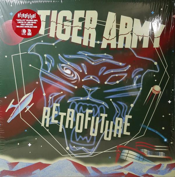 Tiger Army – Retrofuture Lp