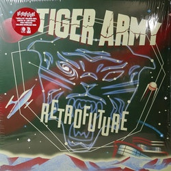 Tiger Army ‎– Retrofuture Lp