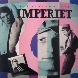 Imperiet ‎– Blå Himlen Blues Lp