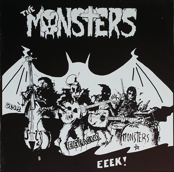 Monsters- Masks -Lp+Cd