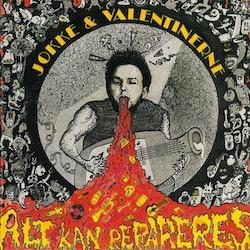 Jokke & Valentinerne - Alt Kan Repareres Lp