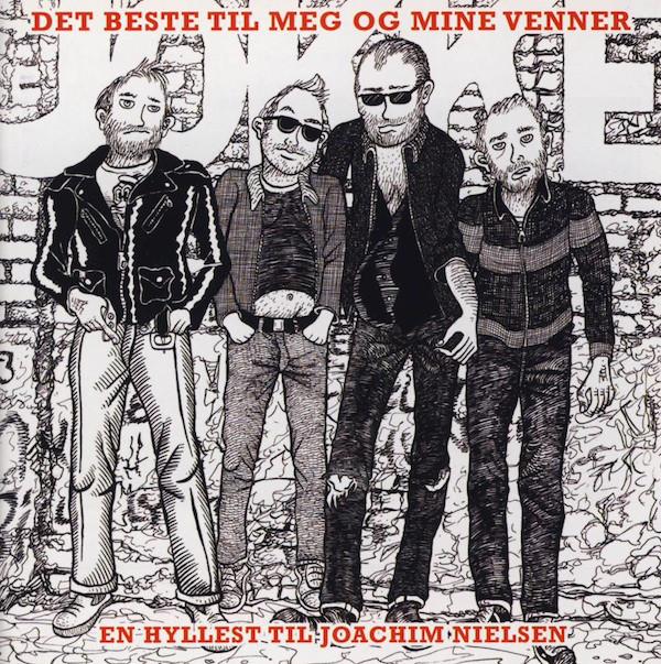 V/a Jokke Tribute - Det Beste Til Meg Og Mine Venner - En Hyllest Til Joachim Nielsen (2CD)