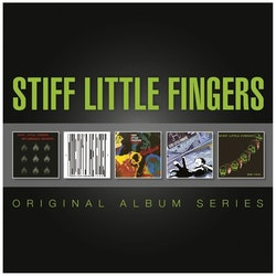 Stiff Little Fingers - Original Album Series (5CD)