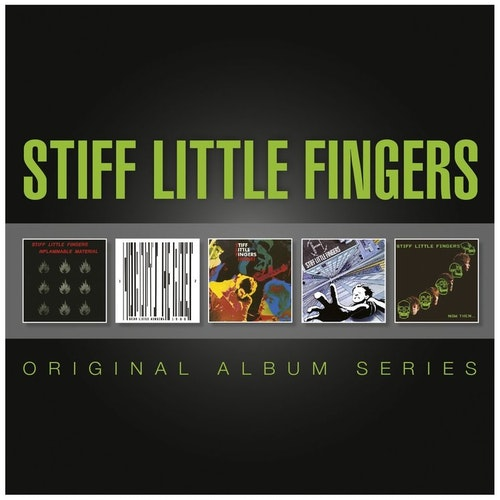 Stiff Little Fingers - Original Album Series (5CD)