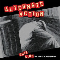 Alternate Action ‎– Thin Line Lp