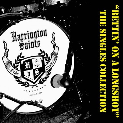 Harrington Saints - The Singles Collection CD Digipack